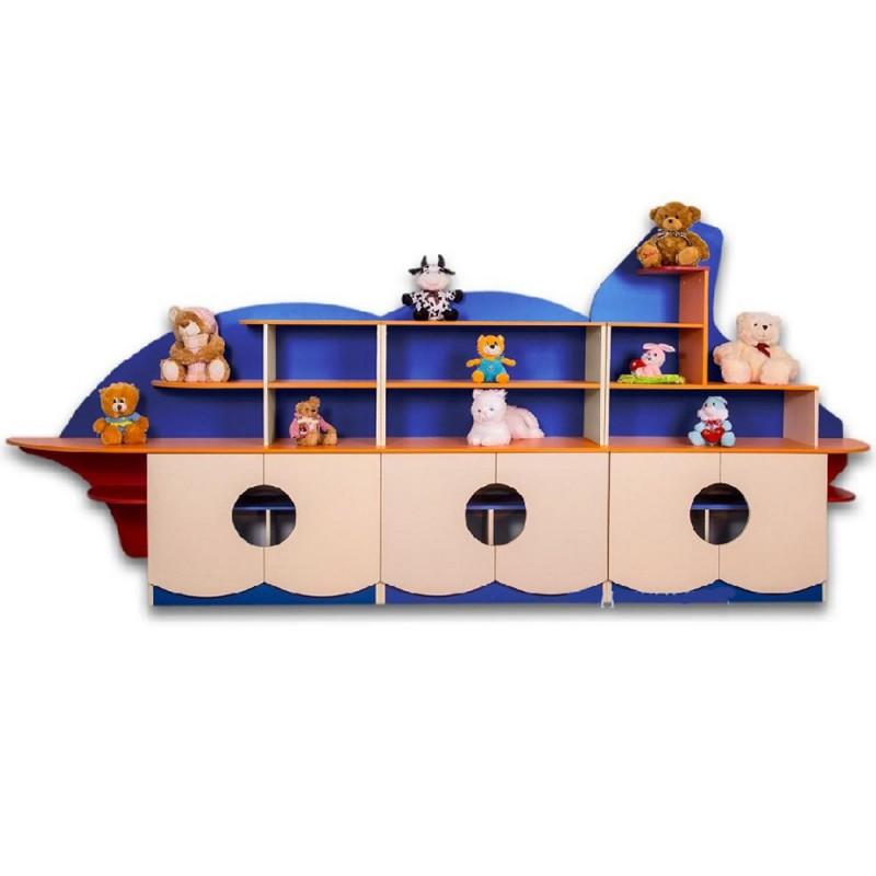 Capitanul Nemo mare - Corp mobilier gradinita
