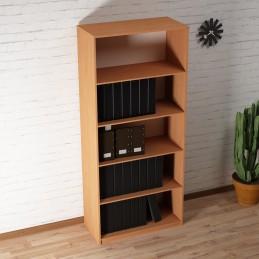 Biblioraft Eliss cu 5 compartimente