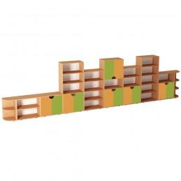 Set mobilier gradinita...