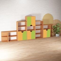 Set mobilier gradinita Oliver