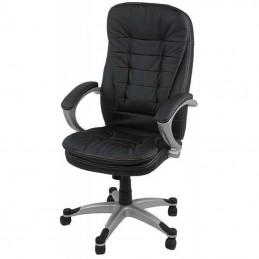 Scaun ergonomic OFF 201, negru