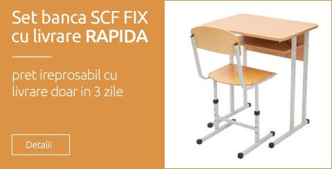 Set banci SCF FIX